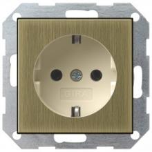 Розетка GIRA system-55 0188613