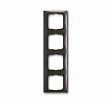 Рамка ABB Basic 55 2514-95-507