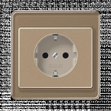 Розетка JUNG  SL500 SL520GB