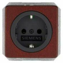 Розетка Siemens delta natur  5UB1651