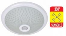 Потолочный светильник c датчиком движения