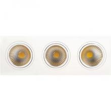 Светодиодный светильник 3x10 Ватт HL6713L