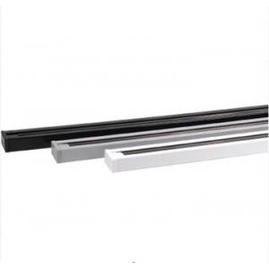 Шинопровод 3 метра 3M черный белый алюминий 3М 220-240 вольт