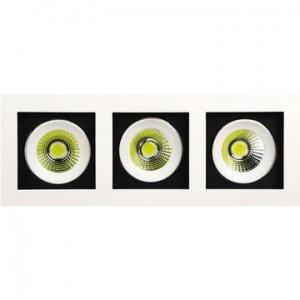 Светодиодный светильник 3x8 Ватт HL6723L
