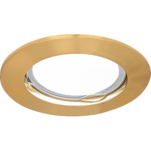 Светодиодный светильник Gauss Metal CA002 Gu5.3  золото